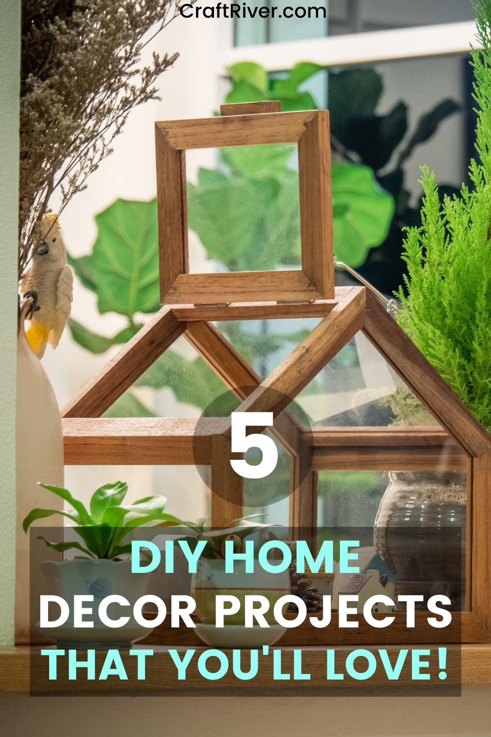 5 DIY Home Decor Projects